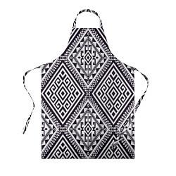 Фартук кулинарный Тартан цвета 3D-принт — фото 1