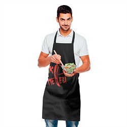 Фартук кулинарный Крутой перец цвета 3D — фото 2