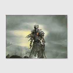 Холст прямоугольный Dark Souls цвета 3D — фото 2