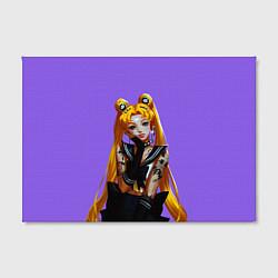 Холст прямоугольный SAILOR MOON цвета 3D-принт — фото 2