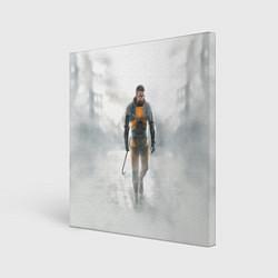 Холст квадратный HL: Freeman цвета 3D-принт — фото 1