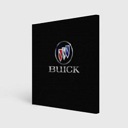 Холст квадратный Buick цвета 3D-принт — фото 1