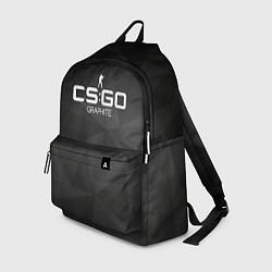 Рюкзак CS:GO Graphite цвета 3D — фото 1
