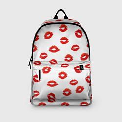 Рюкзак Поцелуйчики цвета 3D-принт — фото 2