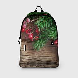 Рюкзак Дуx рождества цвета 3D — фото 2