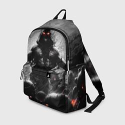 Рюкзак Disturbed: Demon Rage цвета 3D — фото 1