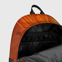 Рюкзак Виктор Цой в ночи цвета 3D-принт — фото 2