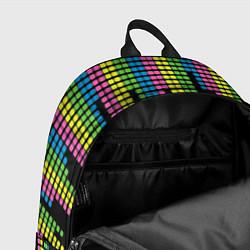 Рюкзак Эквалайзер цвета 3D — фото 2