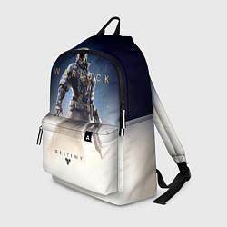 Рюкзак Destiny: Warlock цвета 3D-принт — фото 1