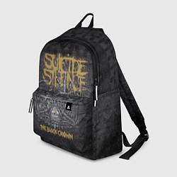 Рюкзак Suicide Silence: The Black Crown цвета 3D — фото 1
