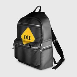 Рюкзак Oil цвета 3D-принт — фото 1
