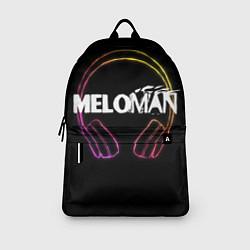 Рюкзак Meloman цвета 3D-принт — фото 2