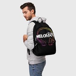 Рюкзак Meloman цвета 3D — фото 2