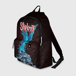 Рюкзак Орел группа Slipknot цвета 3D — фото 1