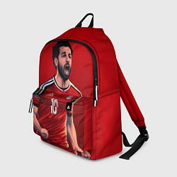 Рюкзак Мохамед Салах цвета 3D — фото 1