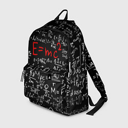 Рюкзак E=mc2 цвета 3D — фото 1