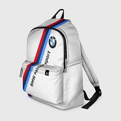 Рюкзак BMW Motorsport: White Carbon цвета 3D-принт — фото 1