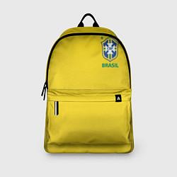 Рюкзак Сборная Бразилии цвета 3D — фото 2
