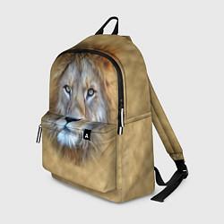 Рюкзак Песчаный лев цвета 3D-принт — фото 1