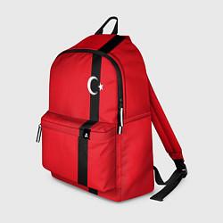 Рюкзак Турция цвета 3D-принт — фото 1