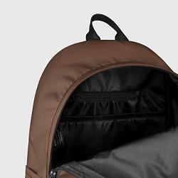 Рюкзак I want to believe цвета 3D-принт — фото 2