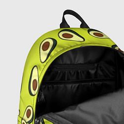 Рюкзак Стиль авокадо цвета 3D — фото 2