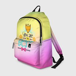 Рюкзак You are the best цвета 3D — фото 1