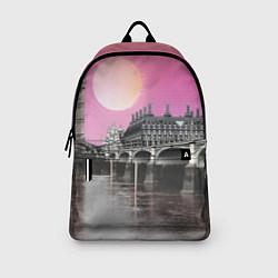 Рюкзак Закат в Великобритании цвета 3D — фото 2