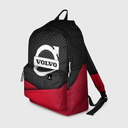 Рюкзак Volvo: Grey Carbon цвета 3D-принт — фото 1