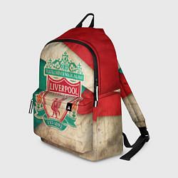 Рюкзак FC Liverpool: Old Style цвета 3D-принт — фото 1