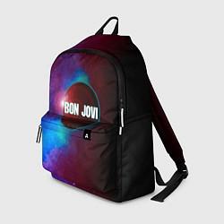Рюкзак Bon Jovi цвета 3D — фото 1