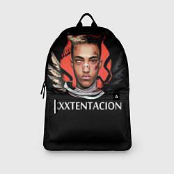 Рюкзак XXXTentacion: Angel & Demon цвета 3D-принт — фото 2