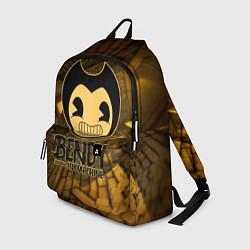 Рюкзак Black Bendy цвета 3D — фото 1