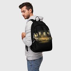 Рюкзак Don't Starve campfire цвета 3D-принт — фото 2