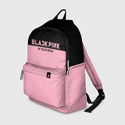 Рюкзак Black Pink: In Your Area цвета 3D — фото 1