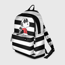 Рюкзак Vans Doggy цвета 3D — фото 1