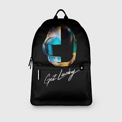 Рюкзак Daft Punk: Get Lucky цвета 3D-принт — фото 2