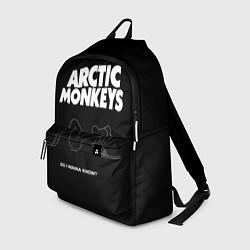 Рюкзак Arctic Monkeys: Do i wanna know? цвета 3D — фото 1