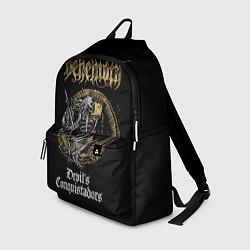Рюкзак Behemoth: Devil's Conquistador цвета 3D-принт — фото 1