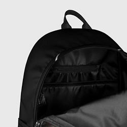 Рюкзак Behemoth Metal цвета 3D-принт — фото 2