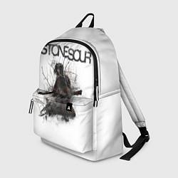 Рюкзак Stone Sour: Rage цвета 3D-принт — фото 1