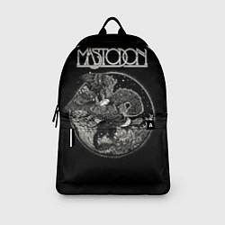 Рюкзак Mastodon: Dark Witch цвета 3D-принт — фото 2
