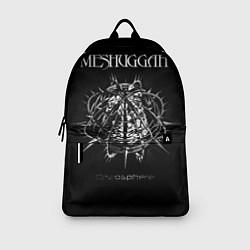 Рюкзак Meshuggah: Chaosphere цвета 3D-принт — фото 2