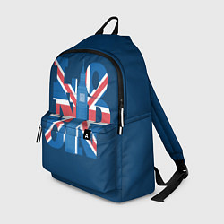 Рюкзак London: Great Britain цвета 3D — фото 1