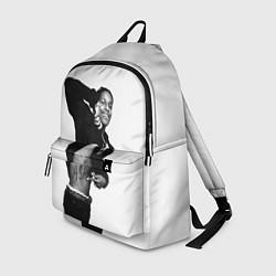 Рюкзак ASAP Rocky: White Fashion цвета 3D-принт — фото 1