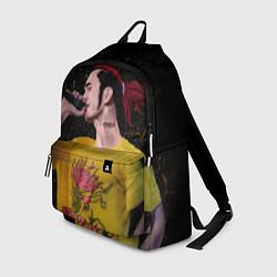Рюкзак Gone Fludd art 3 цвета 3D — фото 1