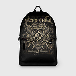 Рюкзак Machine Head цвета 3D-принт — фото 2
