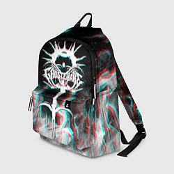 Рюкзак GHOSTEMANE GLITCH цвета 3D — фото 1