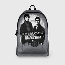 Рюкзак Sherlock Holmesboy цвета 3D — фото 2