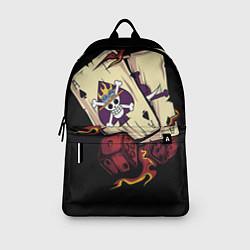 Рюкзак One Piece цвета 3D-принт — фото 2